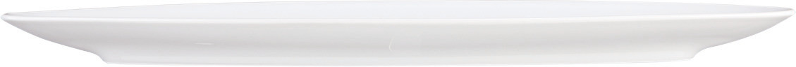 Coup Fine Dining, Coupplatte oval 352 x 113 mm weiß uni
