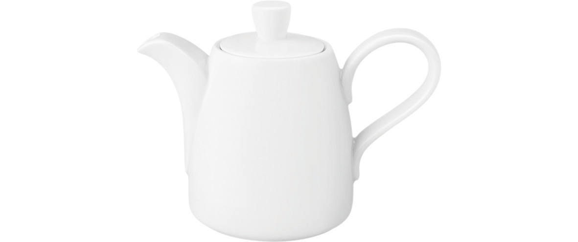 Coup Fine Dining, Kaffeekanne 167 x 91 mm / 0,38 l weiß uni
