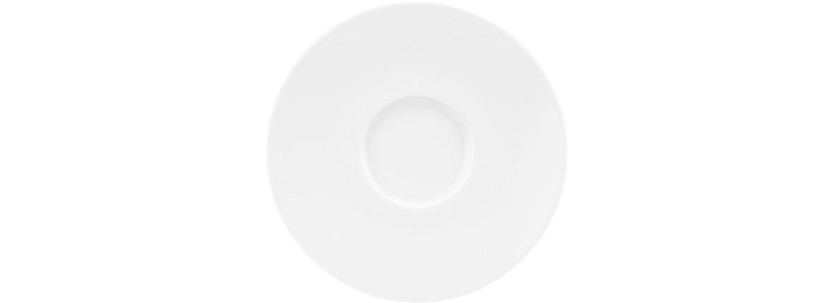 Coup Fine Dining, Kombi-Untertasse groß 164 mm weiß uni