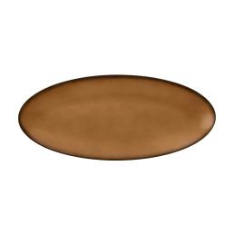 Fantastic, Coupplatte oval 435 x 188 mm caramel