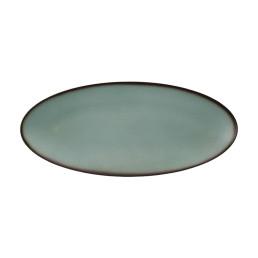 Fantastic, Coupplatte oval 435 x 188 mm türkis