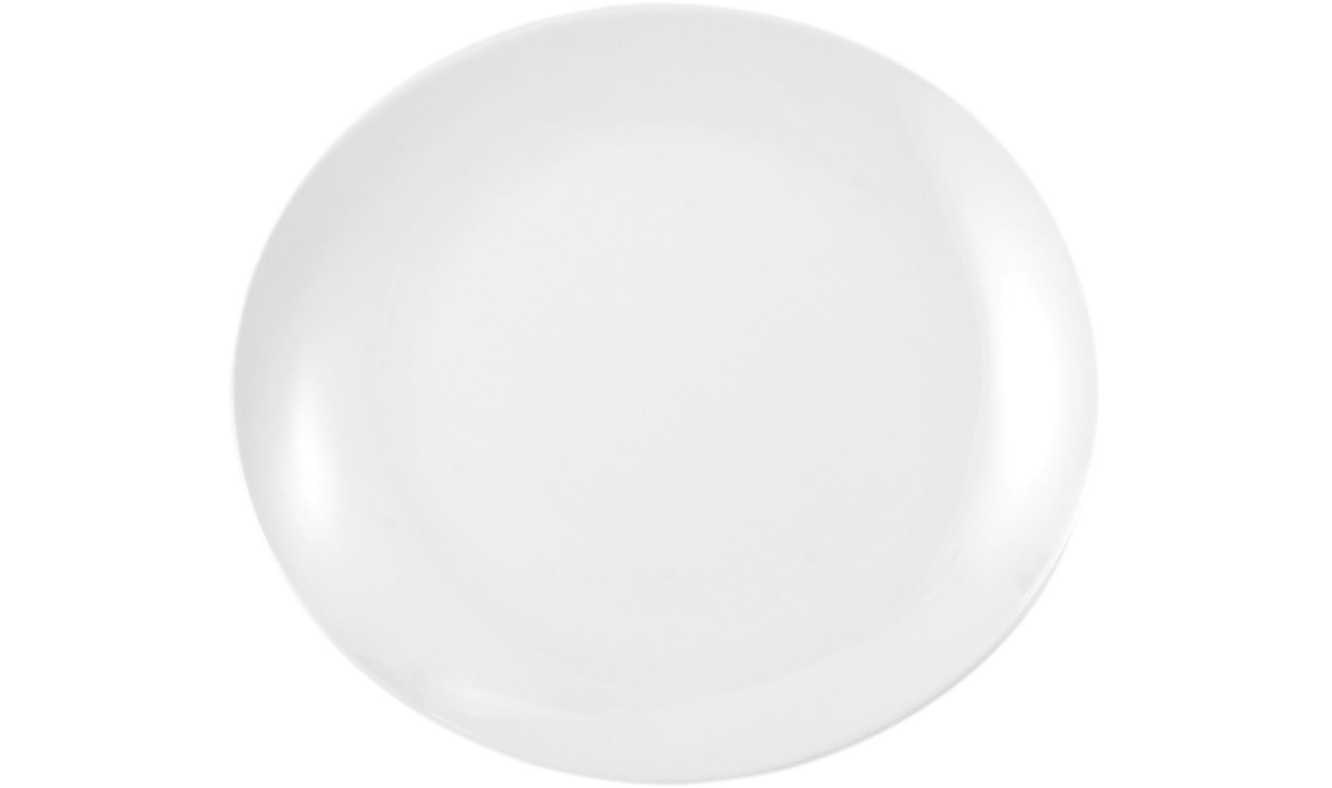 Meran, Teller oval 250 x 230 mm