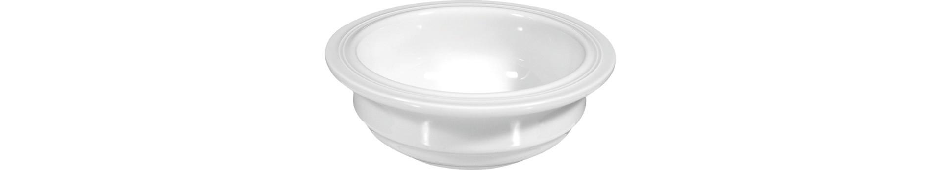 Vitalis, Dessertschale ø 120 mm / 0,22 l weiß uni