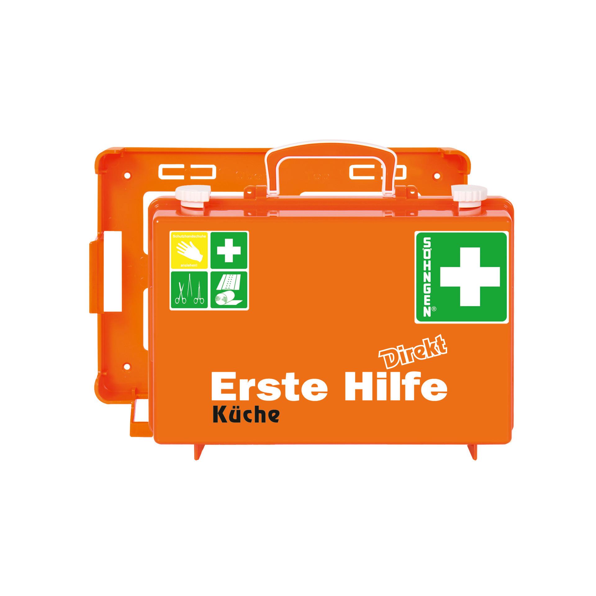 Erste Hilfe Koffer DIREKT \