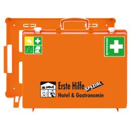 "Erste Hilfe Koffer SPEZIAL ""Hotel & Gastronomie"""