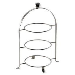 Tabletop, Serviergestell groß 468 mm hoch für 3 Teller bis 270 mm