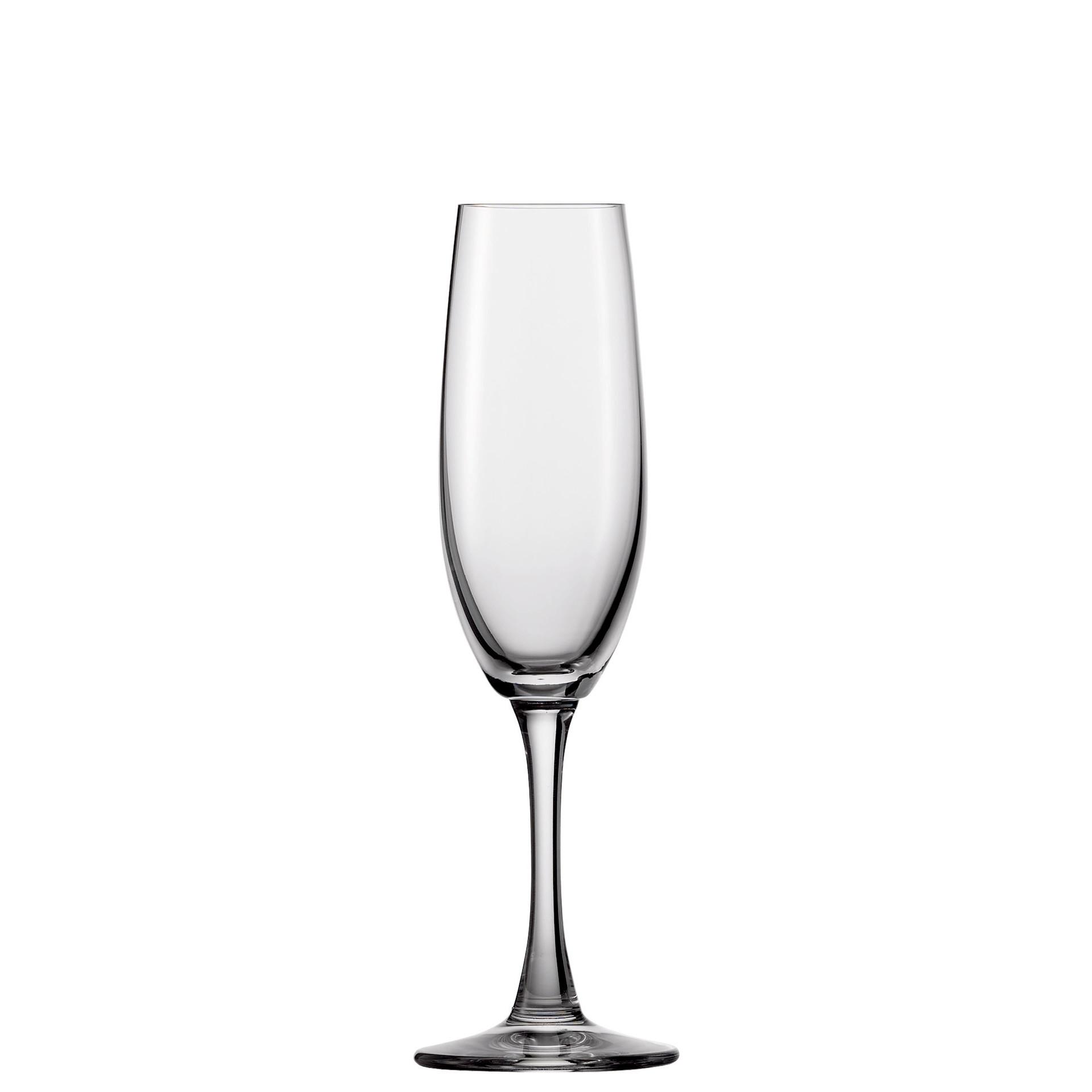 Winelovers, Sektkelch ø 53 mm / 0,19 l