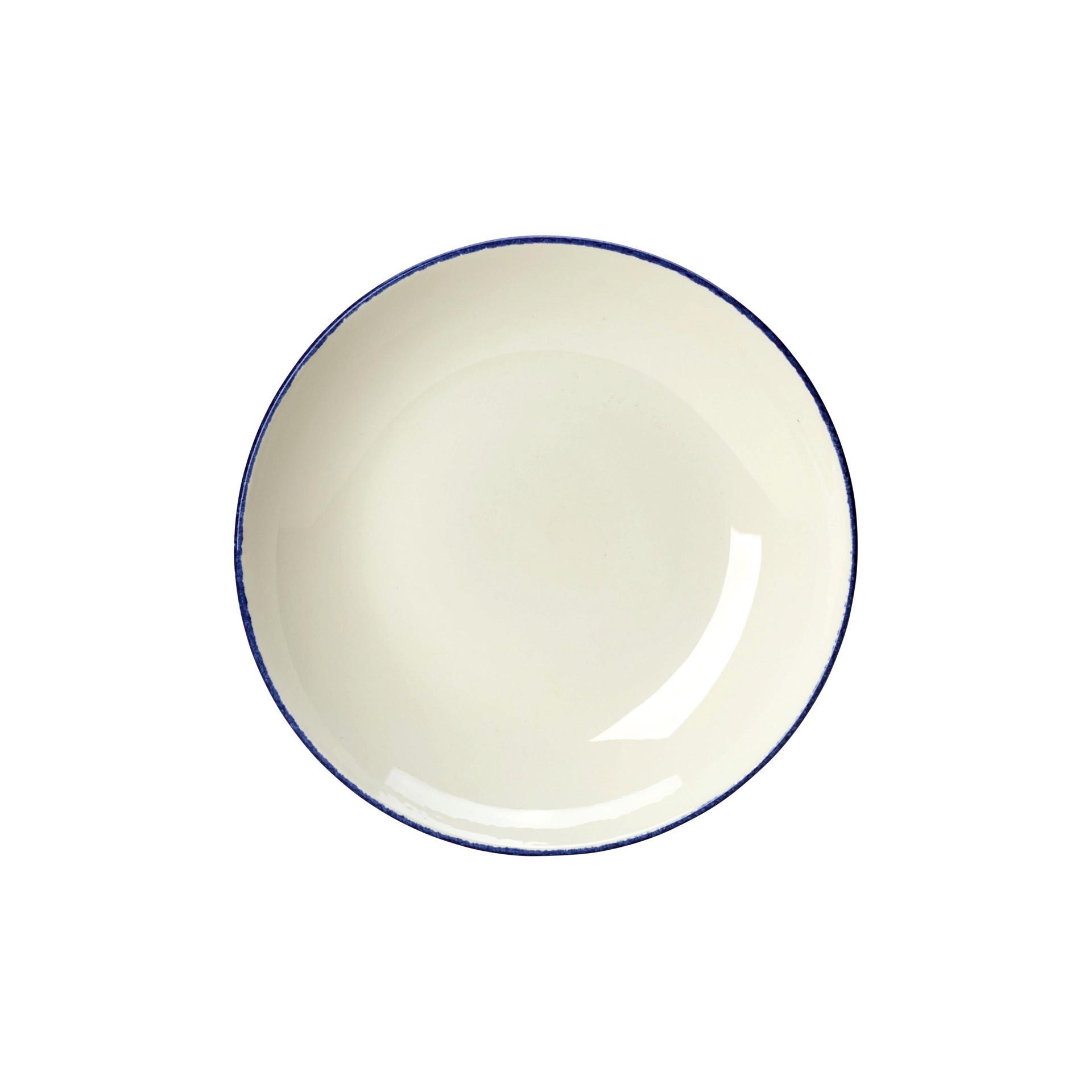 Blue Dapple, Bowl coup ø 216 mm