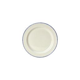 Blue Dapple, Teller Slimline 158 mm