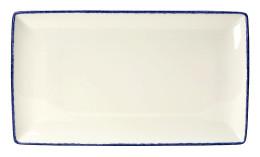Blue Dapple, Platte rechteckig 330 x 190 mm