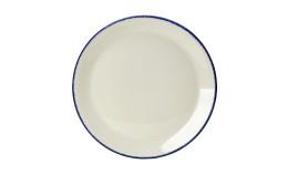 Blue Dapple, Coupteller ø 300 mm