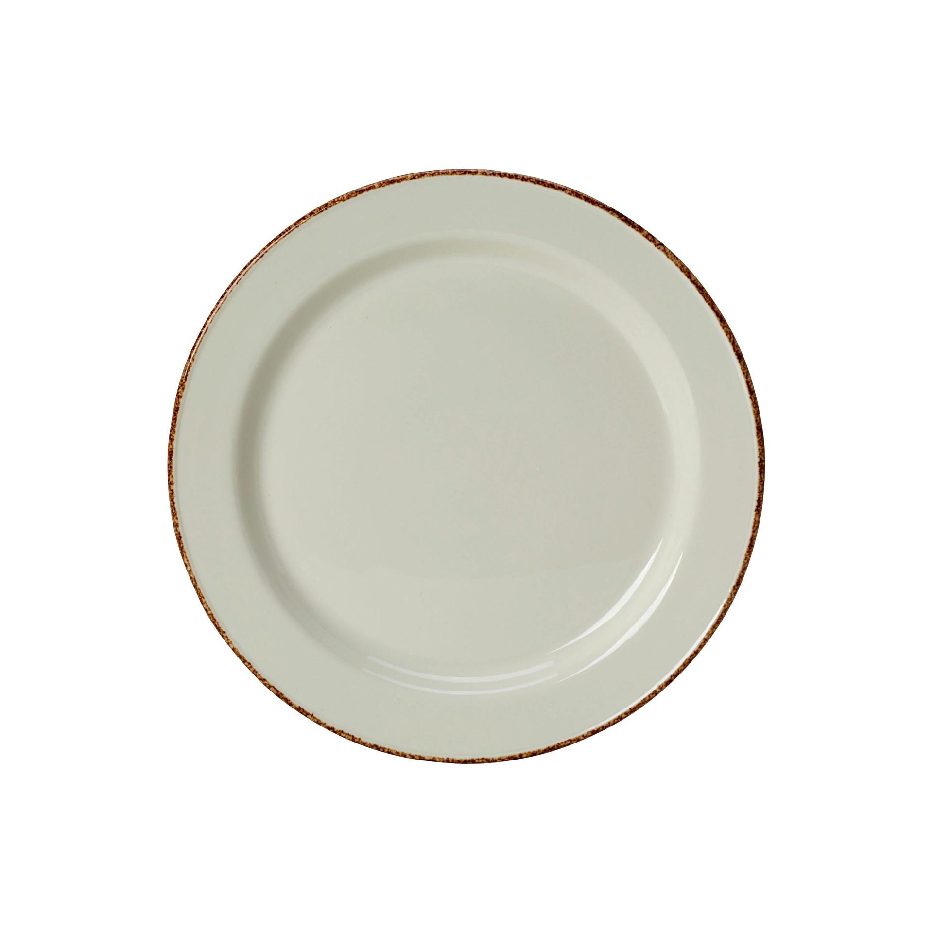 Brown Dapple, Teller Slimline ø 230 mm
