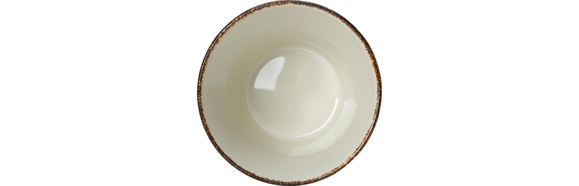 Brown Dapple, Bowl stapelbar ø 115 mm / 0,43 l