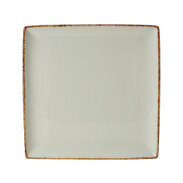 Brown Dapple, Platte one quadratisch 270 x 270 mm