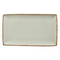 Brown Dapple, Platte three rechteckig 330 x 190 mm