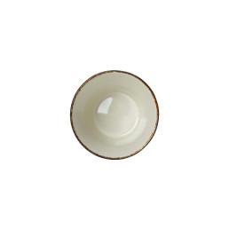 Brown Dapple, Bowl stapelbar ø 140 mm / 0,71 l
