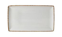 Brown Dapple, Platte one rechteckig 270 x 165 mm