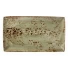Craft, Platte rechteckig 330 x 190 mm grün