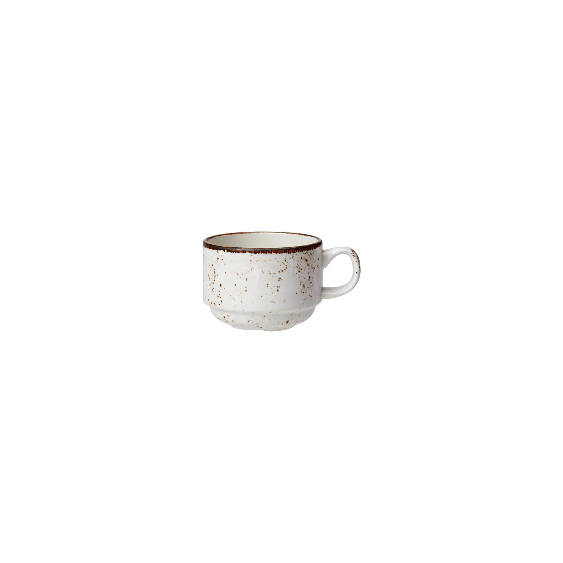 Craft White, Tasse stapelbar 0,20 l