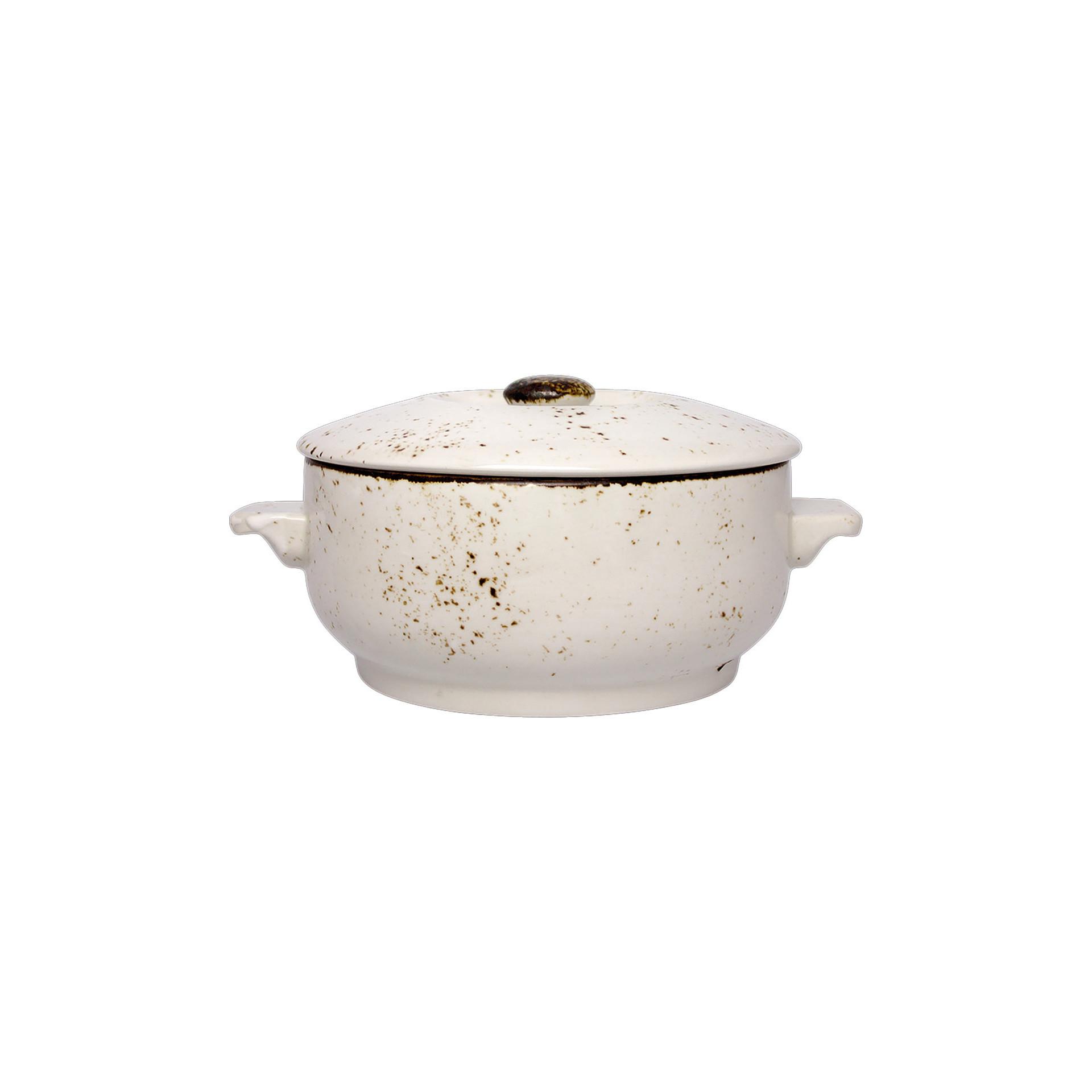 Craft White, Casserolle ohne Deckel 0,43 l
