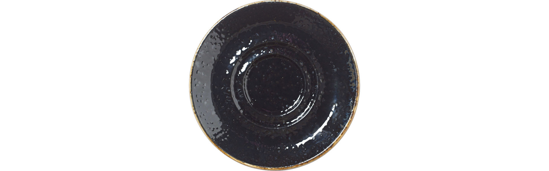 Craft Liquorice, Espresso-Untertasse ø 118 mm