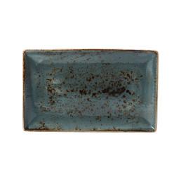 Craft, Platte rechteckig 270 x 168 mm blau