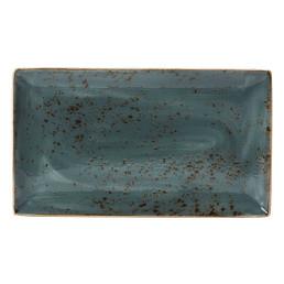 Craft, Platte rechteckig 330 x 190 mm blau