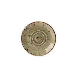 Craft, Kombi-Untertasse Slimline ø 165 mm grün