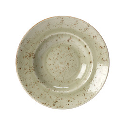 Craft, Bowl Nouveau ø 270 mm grün