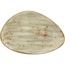 Craft, Platte ø 375 mm grün