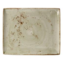 Craft, Platte rechteckig 330 x 270 mm grün