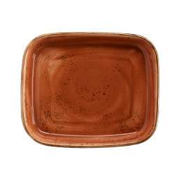 Craft Terracotta, Backform rechteckig 305 x 255 x 50 mm / 2,27 l