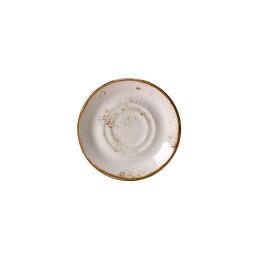Craft White, Kombi-Untertasse ø 145 mm