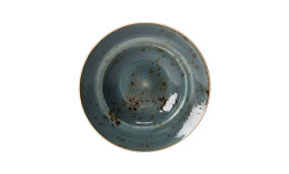 Craft, Bowl Nouveau ø 270 mm blau