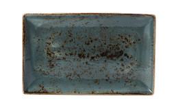 Craft Blue, Platte rechteckig 270 x 168 mm