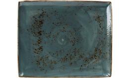 Craft Blue, Platte rechteckig 330 x 270 mm
