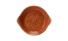 Craft Terracotta, Form rund mit Griffen ø 165 mm / 0,19 l