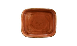 Craft, Backform rechteckig 305 x 255 x 50 mm / 2,27 l terracotta