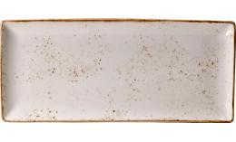 Craft White, Platte rechteckig 370 x 165 mm