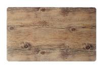 Driftwood, Platte GN 1/1 530 x 325 mm Holzoptik