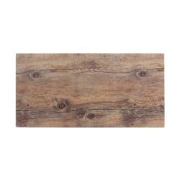 Driftwood, Platte rechteckig 508 x 254 mm Holzoptik