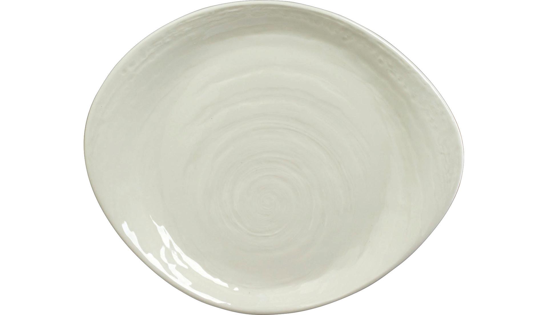Scape, Teller ø 250 mm weiß