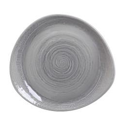 Scape, Teller ø 305 mm grau