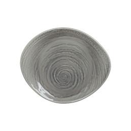 Scape, Teller ø 250 mm grau