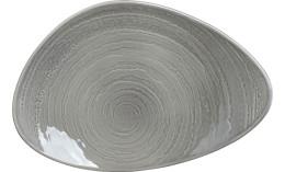 Scape, Platte ø 375 mm grau