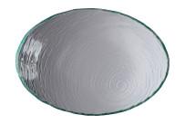 Scape Glass, Bowl / Schale ø 300 mm glasklar