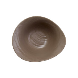 Scape Melamine, Bowl groß ø 250 mm mushroom