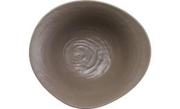 Scape Melamine, Bowl tief ø 300 mm mushroom