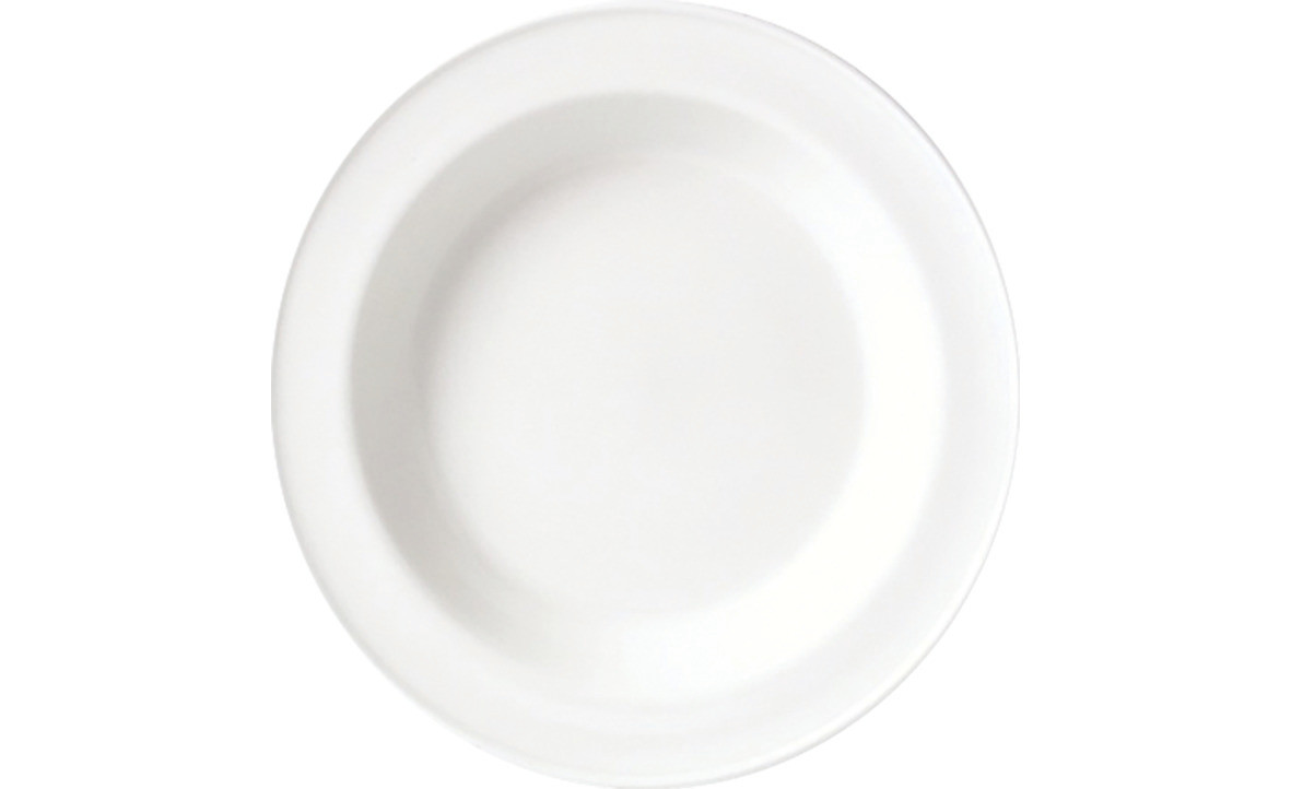 Simplicity, Suppenteller Altlanta mit Rand ø 230 mm