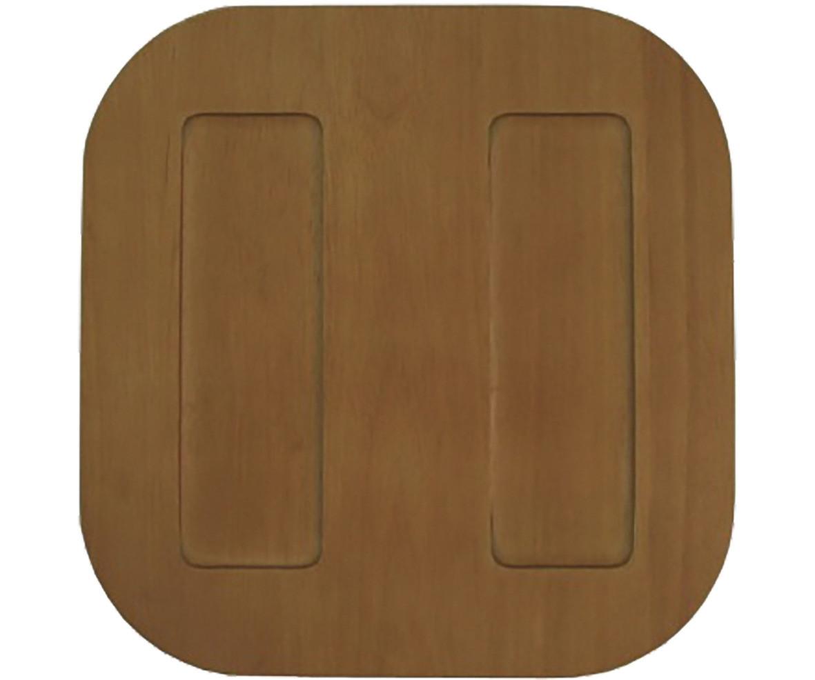 Taste, Tablett Tasters 300 x 300 mm helles Holz